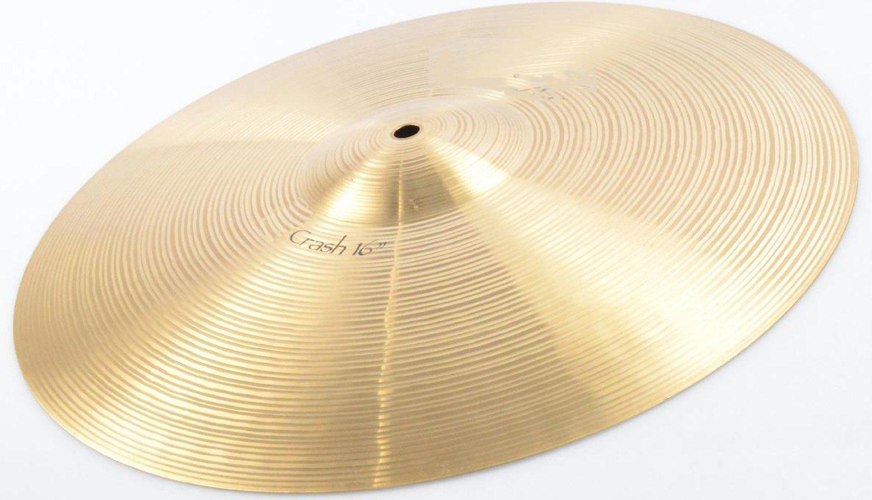Performance Plus P316 16'' Crash Cymbal-Brass