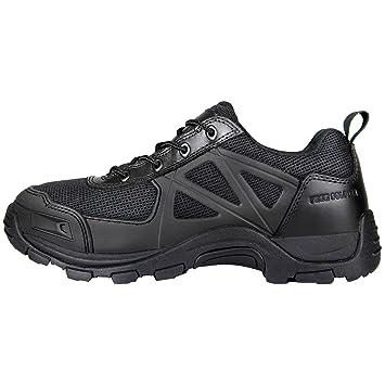 FREE SOLDIER Tactical Desierto Zapatos Rápido Antideslizante Camping Senderismo Montaña Todo Terreno Off-Road Zapatos