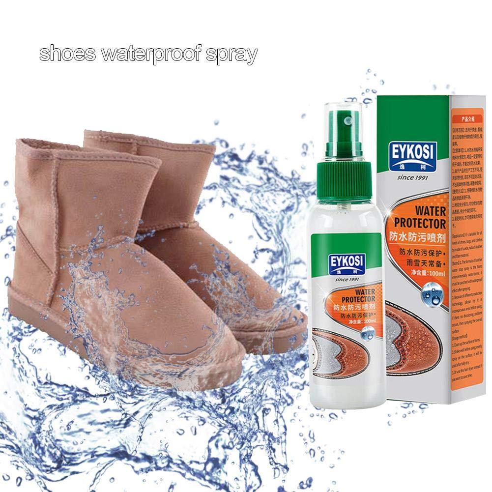 funnyfeng Spray impermeabilizzante per Scarpe e Stivali