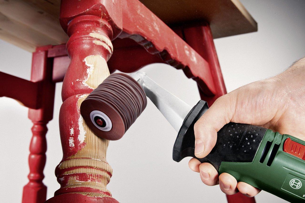 Bosch 60 mm flexible Schleifwalze K/örnung 80