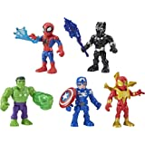 BNISB Hulk Super Hero Adventures Figure and Motorcycle