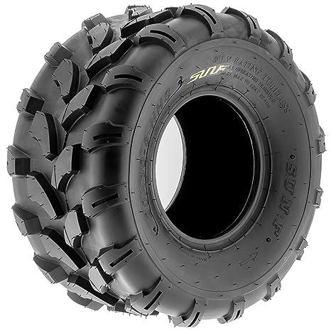 Amazon Com Sunf A003 Atv Utv Lawn Mowers Off Road Tire 18x9 5 8 6