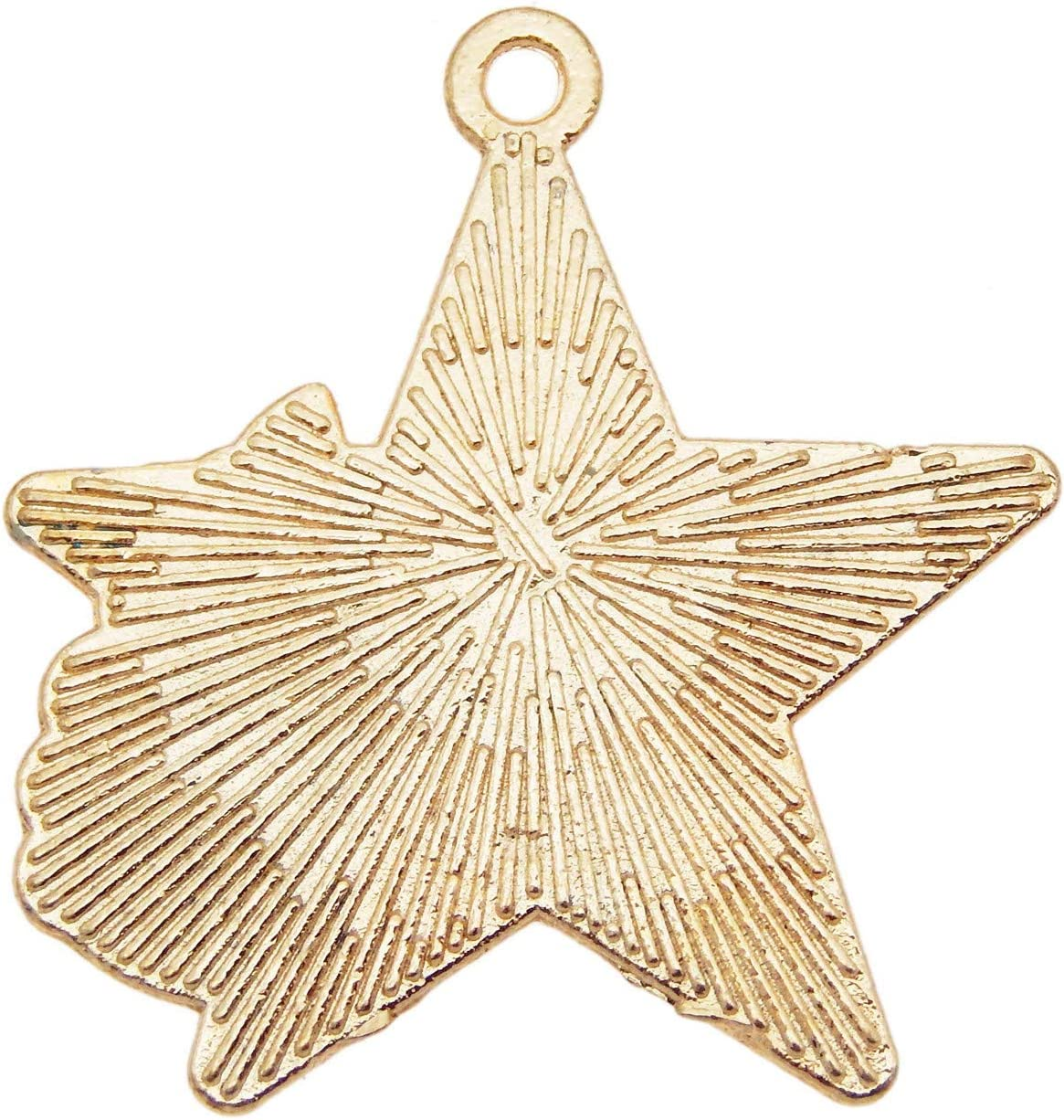 JJG 20pcs Mixed Colors Star Unicorn Enamel Gold Plated Charm Pendant for DIY Jewelry Making Necklace Bracelet Earring Jewelry Accessories Charms
