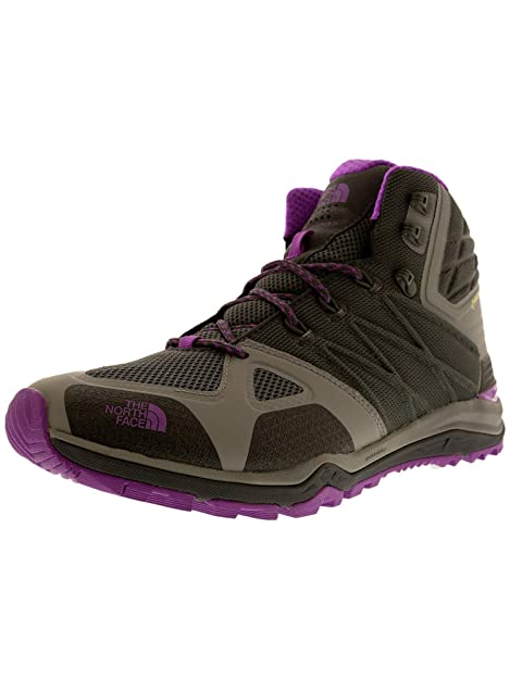 The North Face W Ultra Fastpack II Mid GTX, Zapatillas de Senderismo para Mujer,