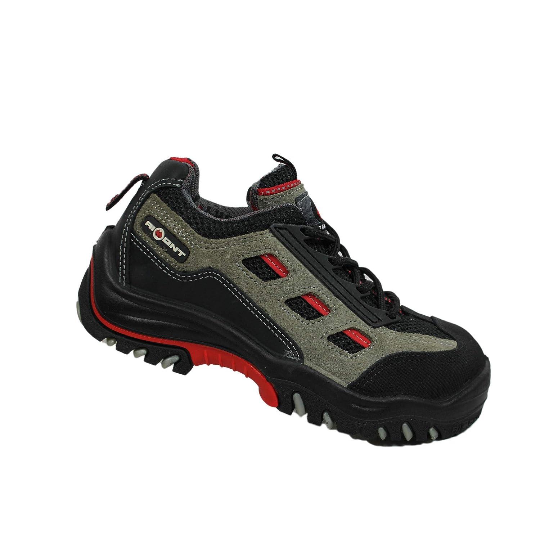 Zapatos de Seguridad aimont León S1P Zapatos de Trabajo ...