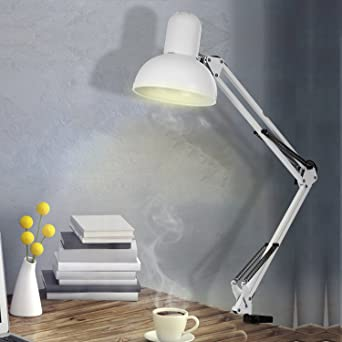 Sailnovo Leselampe Schreibtischlampe Tischleuchte Verstellbar