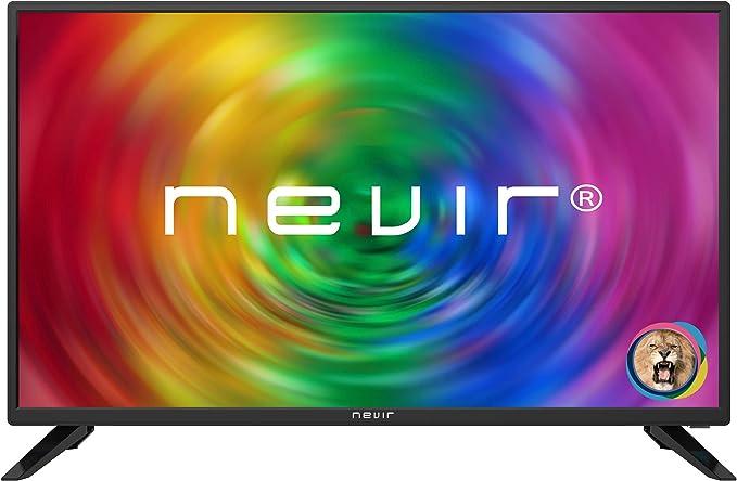 Nevir 7428 TV 32 LED HD USB DVR 3XHDMI Negra: Nevir: Amazon.es: Electrónica