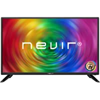 TV Led Nevir NVR-7428-32RD-N, 32 Pulgadas, HD Ready