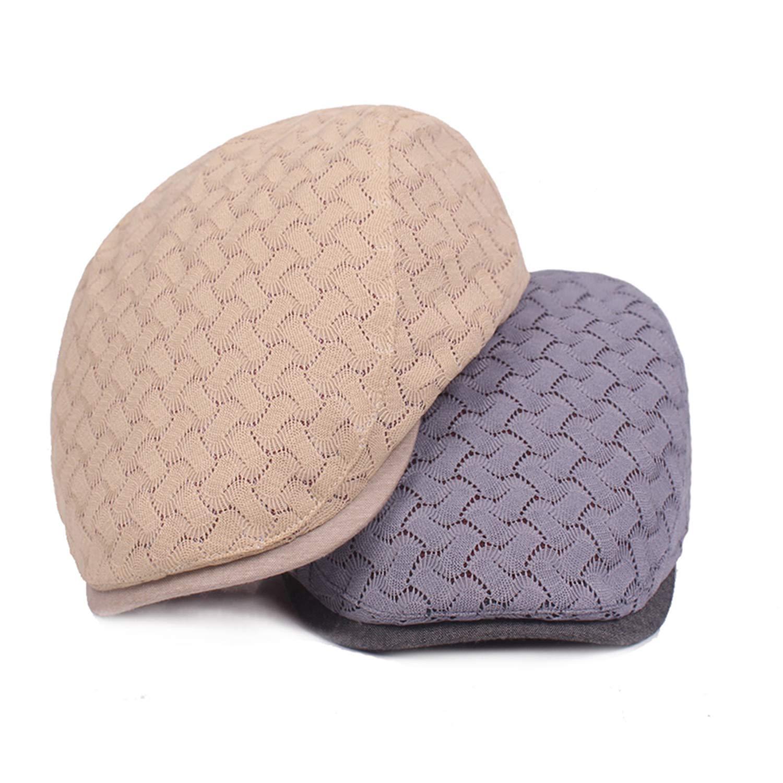 Fashion Vintage Berets Caps for Men Women Casual Unisex Spring Summer Caps Cotton Berets Hats Boina Lace Casquette Flat Cap