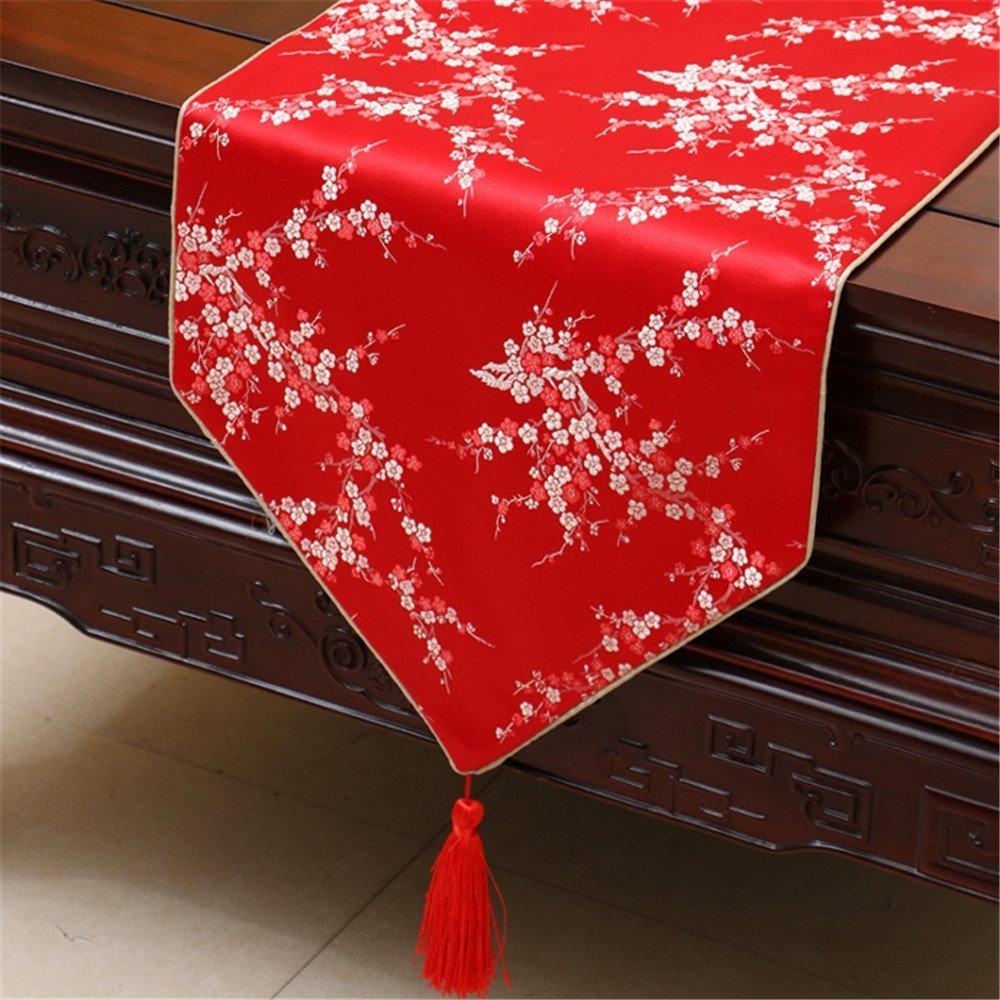 Il tavolo da tè del tabacco della tabella dei tessuti cinesi cinesi, una tabella della tabella pranzante 33  230Cm