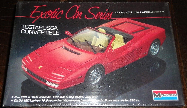 Amazon.com Ferrari Testarossa Convertible Exotic Car Series