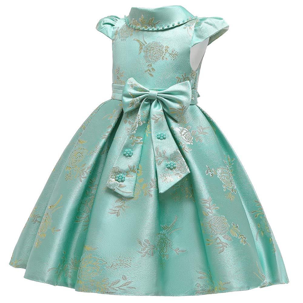 Buy Inayah Fashion Baby Girls Flower Princess Dress (5-5yrs