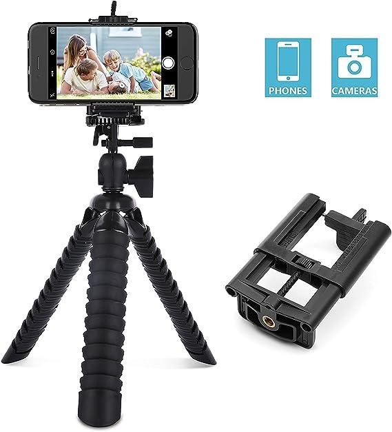 Mini teléfono Celular trípode digiant Flexible Pulpo iPhone ...