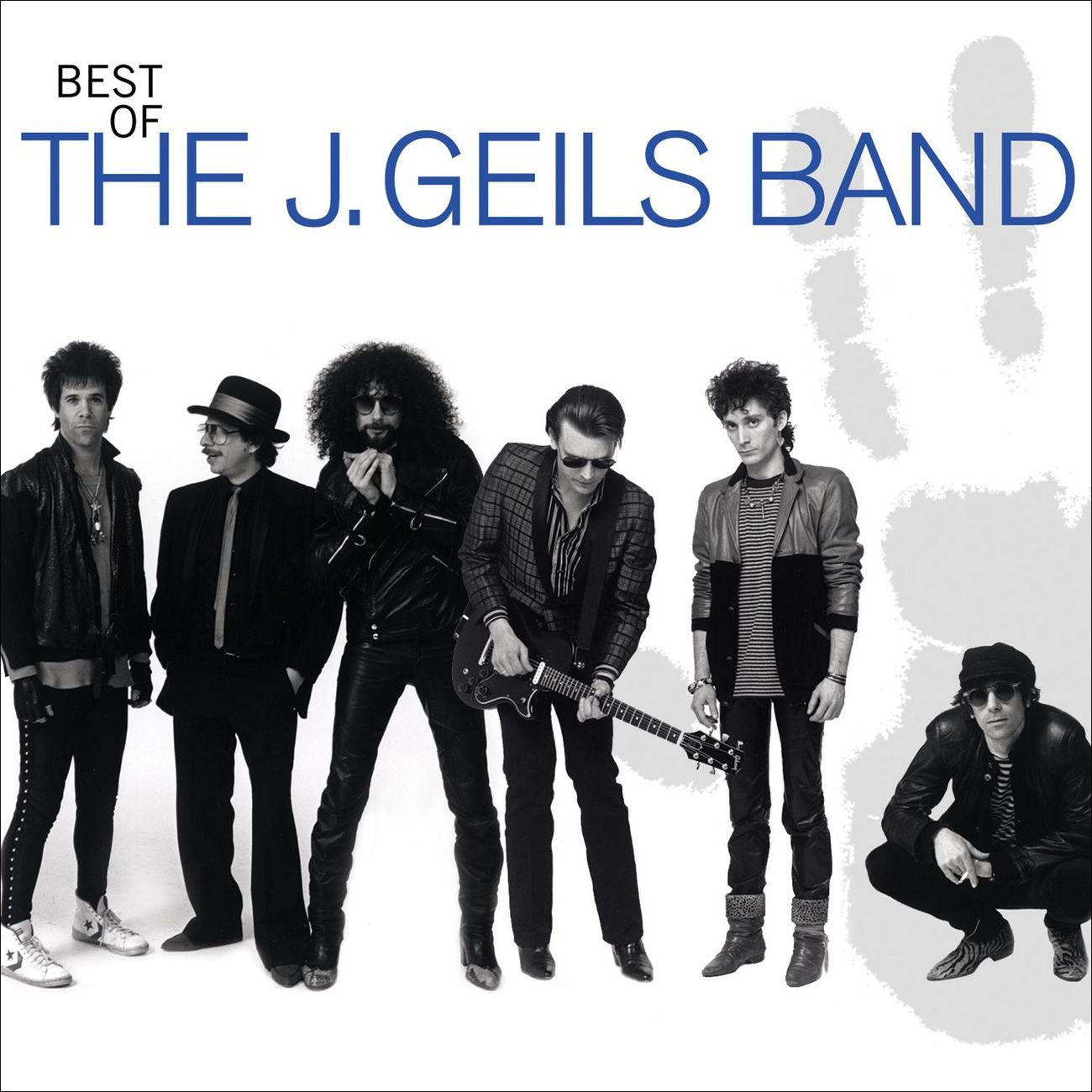 Best of the J. Geils Band by EMI Music Distribution