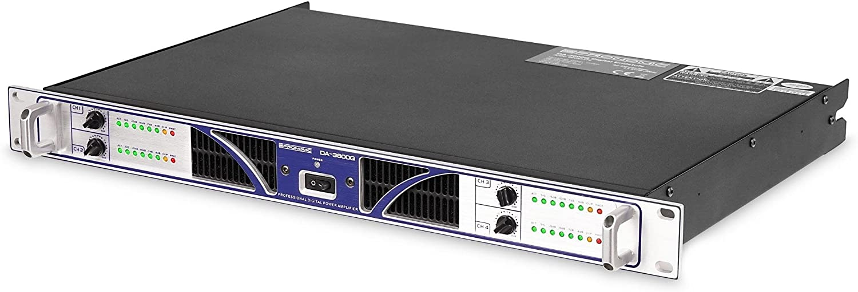 Amplificador digital Pronomic DA-3600Q: Amazon.es: Instrumentos ...