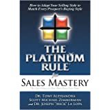 The Platinum Rule for Sales Mastery