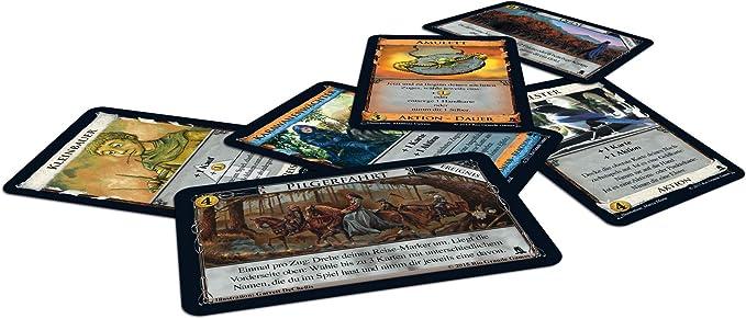 Dominion - Aventura, juego de estrategia, de 2 a 4 jugadores (Rio Grande Games 22501408) (versión en alemán) , color/modelo surtido: Amazon.es: Juguetes y juegos