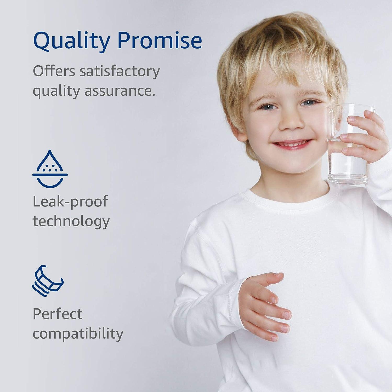 AQUACREST 9000194412 Refrigerator Water Filter Replacement for Bosch Ultra Clarity 9000194412, 644845, 9000077104, B26FT70SNS, B22CS30SNS, B22CS80SNS, B22CS50SNS, Haier 0060820860, 0060218744 (3-Pack): Home & Kitchen