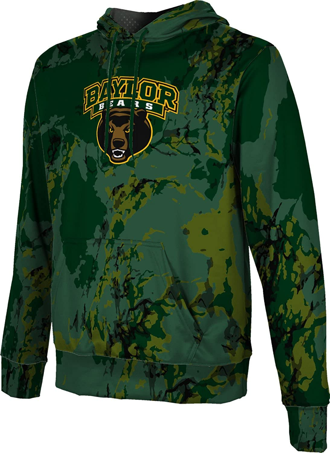 ProSphere Baylor University Boys Full Zip Hoodie Gameday