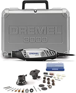 3000-2/28 Dremel for wood carving- Variable Speed Rotary Tool Kit