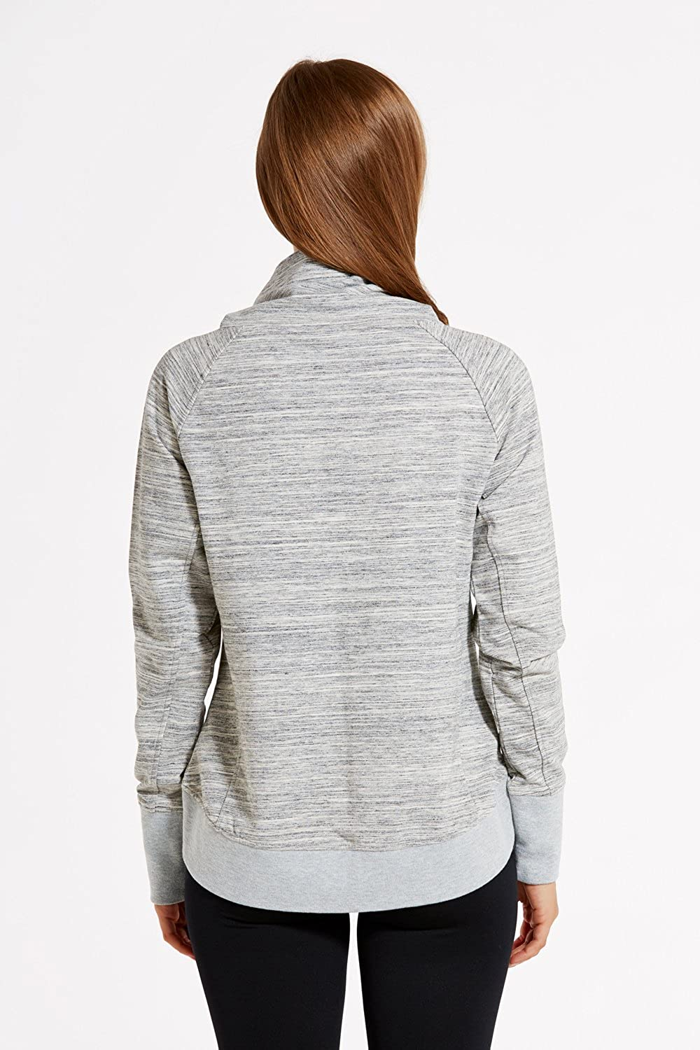 Etonic FLX Pullover Cowl Womens Sweaters
