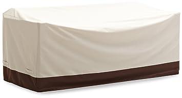 AmazonBasics - Funda protectora para sofá de 3 plazas Griffen
