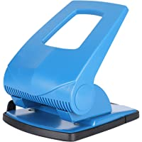 Paper Hole Puncher Heavy Duty, 1-50 Sheets Binding Punch Paper Hole Puncher, Labor-Saving and Efficient for Hand-Made…