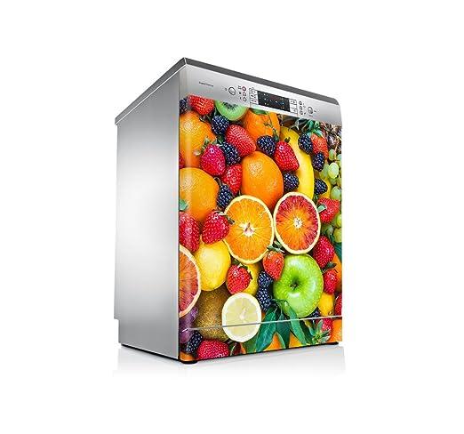 setecientosgramos Vinilo Lavavajillas | Stickers Dishwasher | Pegatina Lavavajillas | Tutti Fruti