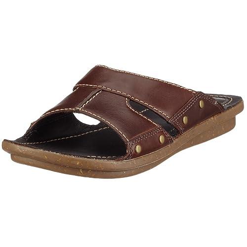 d4d18a28 Clarks - Zuecos de Cuero para Mujer, Color marrón, Talla 41: Amazon ...