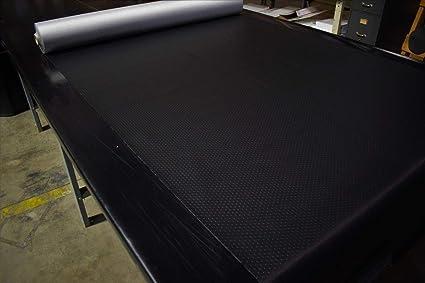 Astounding Amazon Com Marine Vinyl Fabric Black Embossed Grain Stitch Pabps2019 Chair Design Images Pabps2019Com