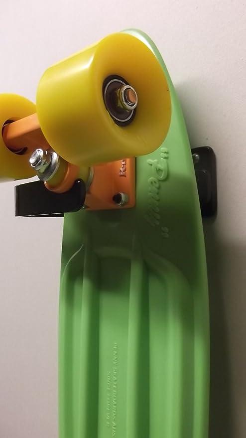 Amazon.com: Penny - Perchero de pared y tablero de níquel ...