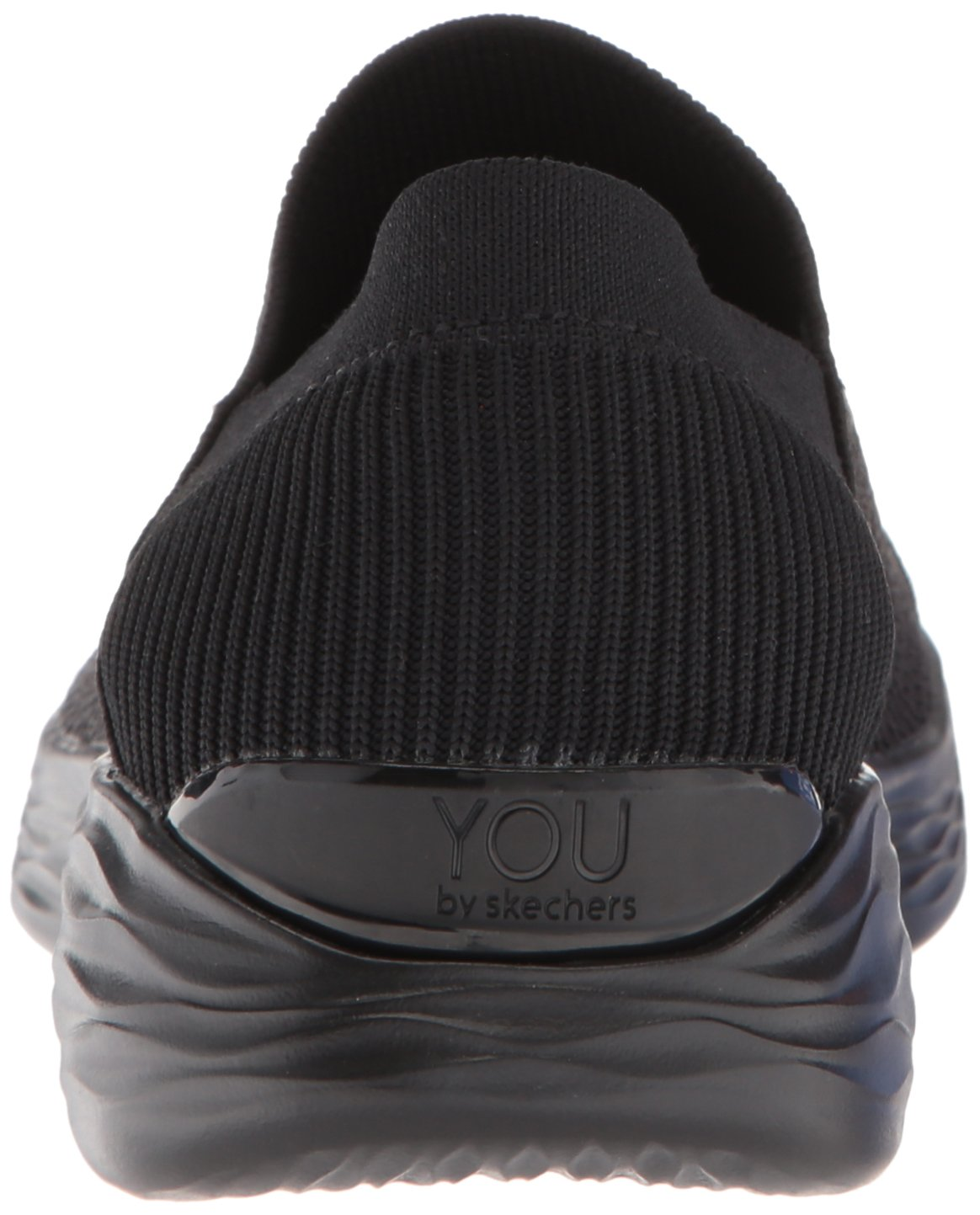 Skechers Women's You-14959 Sneaker B072KG63VH 5.5 B(M) US|Black