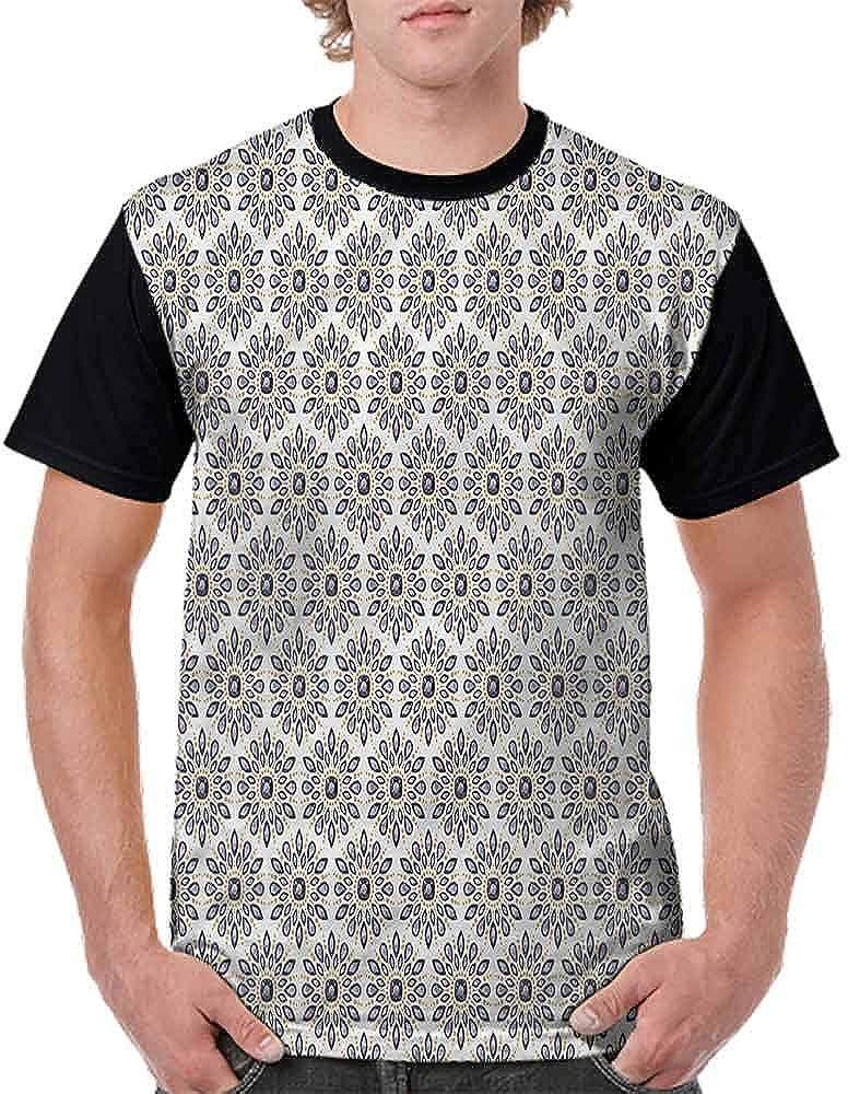 Performance T-Shirt,Collection of Rocks Fashion Personality Customization