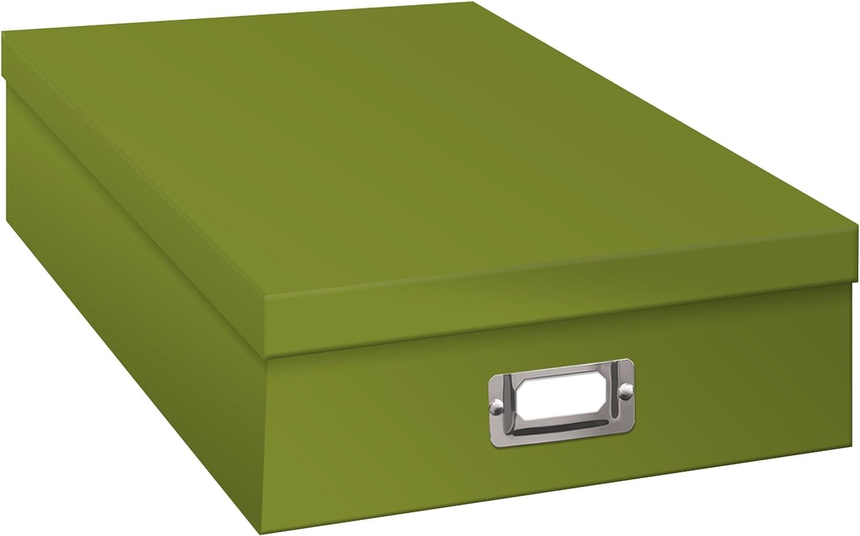 Purple Pioneer Jumbo Scrapbook Storage Box