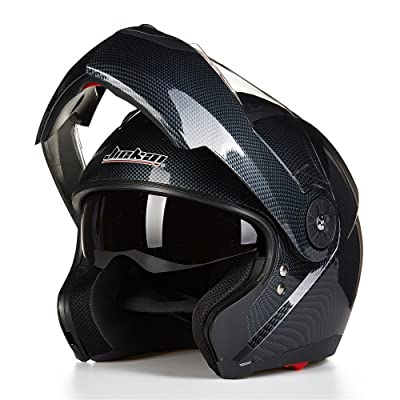ILM 8 Colors Motorcycle Modular Flip up Dual Visor Helmet