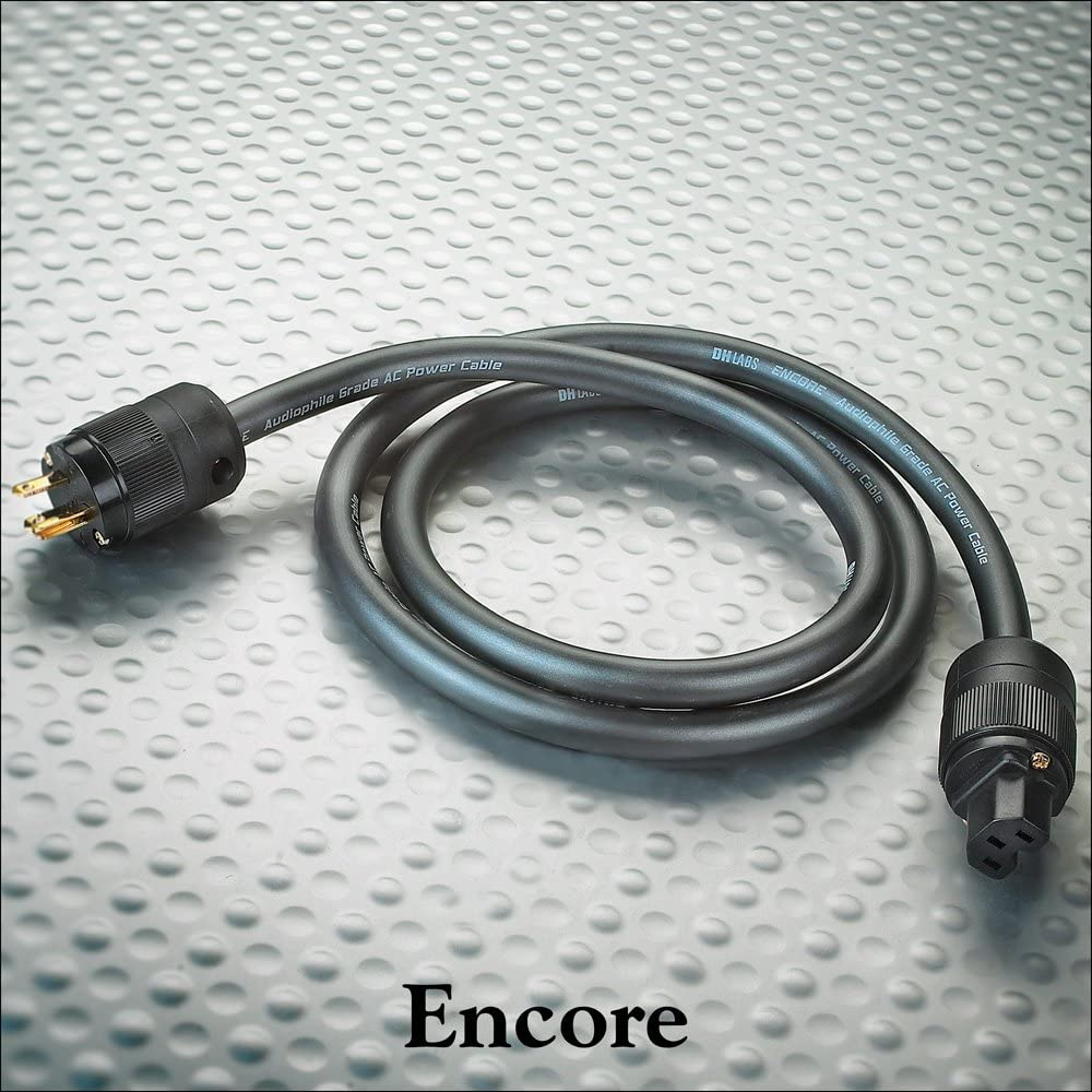 DH Labs Encore AC Power Cable 3.0 meter by Silver Sonic