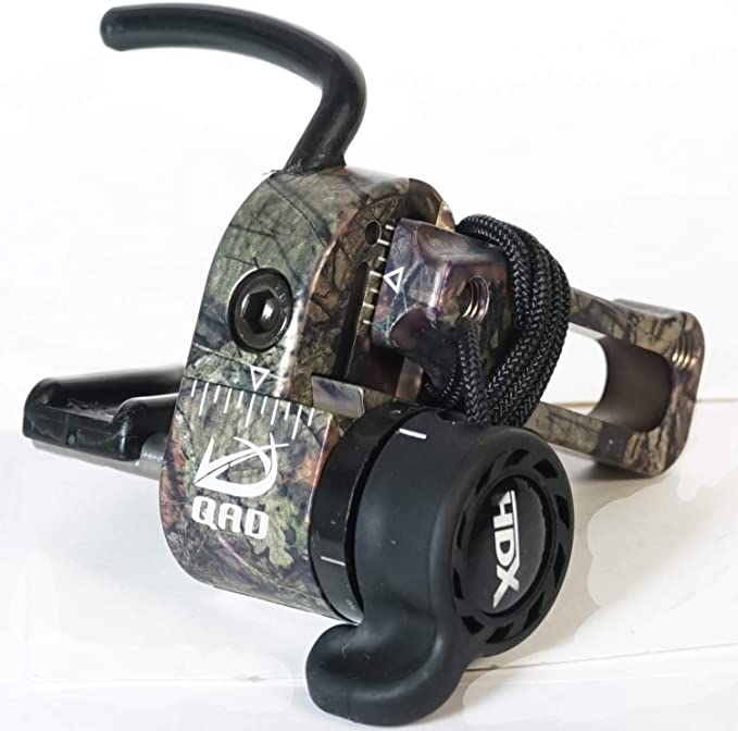 Best arrow rest :Quality Archery Designs Ultra-Rest HDX, Mossy Oak