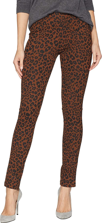 Leopard Sanctuary Clothing Women's Plaid Ponte Grease Legging