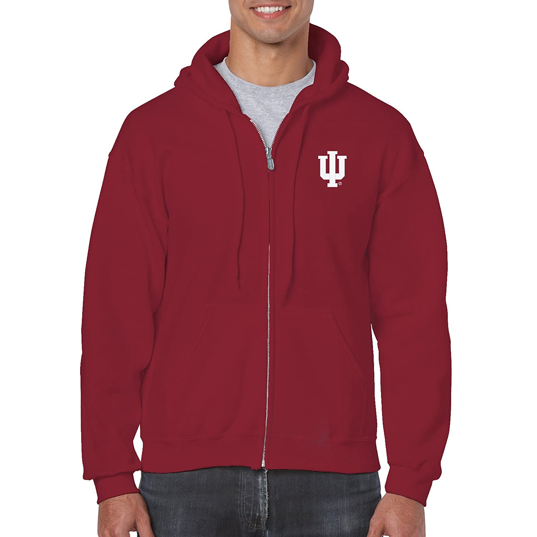 University Team Color Full Zip Hoodie College NCAA Primary Logo