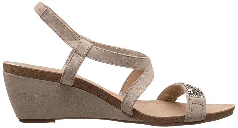 caadc8a3cbc19 Amazon.com | Anne Klein Women's Jasia Wedge Sandal | Sandals