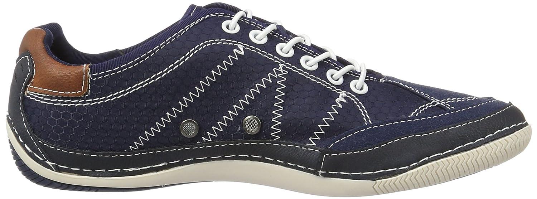 321480065400, Sneakers Basses Homme, Gris (Grey), 41 EUBugatti
