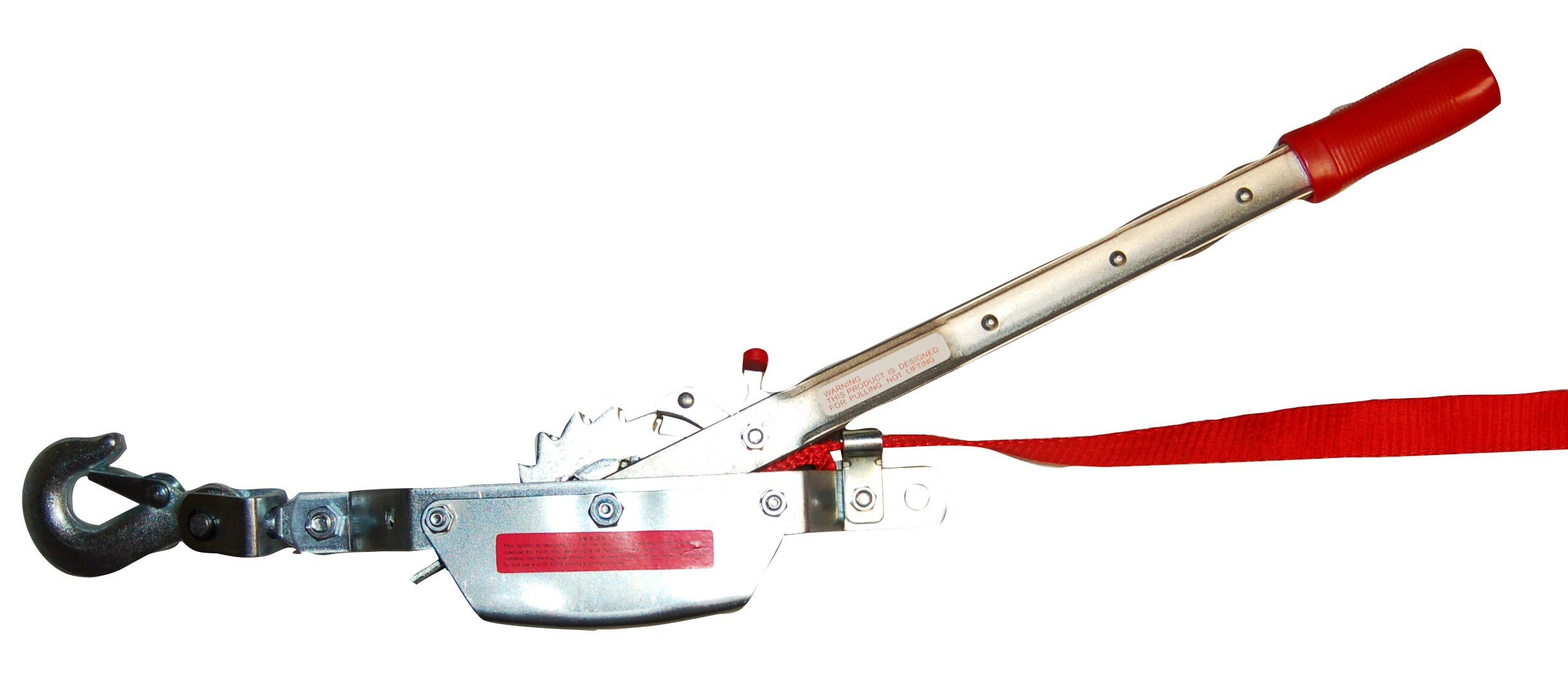 Ancra 96101 Web Puller, 1-Ton, Single Line with