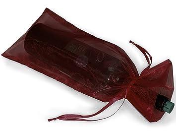 Amazon.com: 12 Bolsas – Bolsas de botella/Vino Bolsa de ...