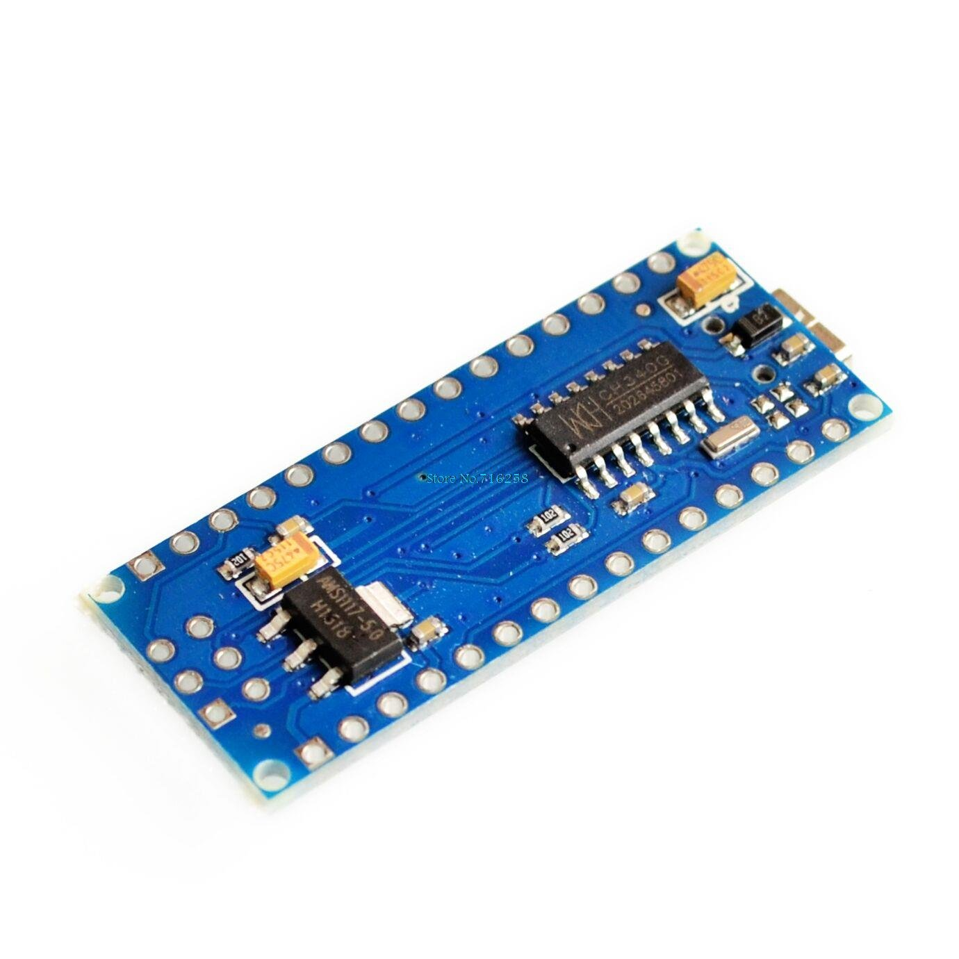 10PCS Nano 3.0 Controller Compatible with Nano CH340 USB Driver NO Cable Nano V3.0
