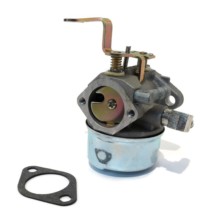 The ROP Shop Carburetor Carb for Tecumseh 640152A HM80 HM90 HM100 8-10 HP Generator Engines