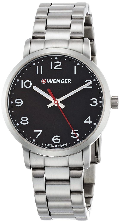 [ウェンガー]WENGER 腕時計 10気圧防水 Avenue Lady 01.1621.102 レディース 【正規輸入品】 B06Y67SL8Y