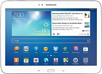 TABLET 10.1 SAMSUNG GALAXY TAB 3 16GB/4G/ BLANCO
