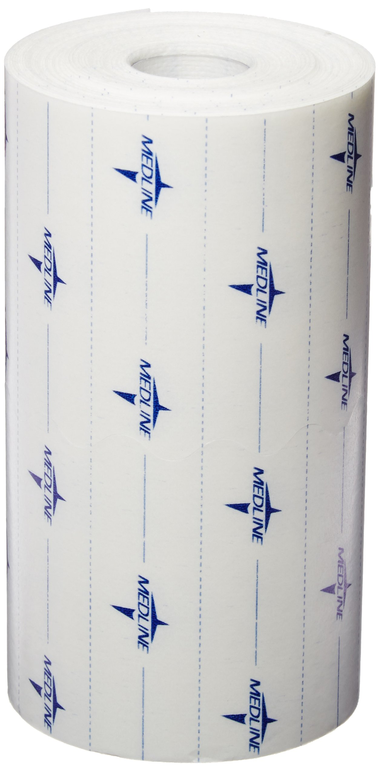 Medline MSC4006 MedFix Retention Dressing Tapes, 6'' x 11 yd