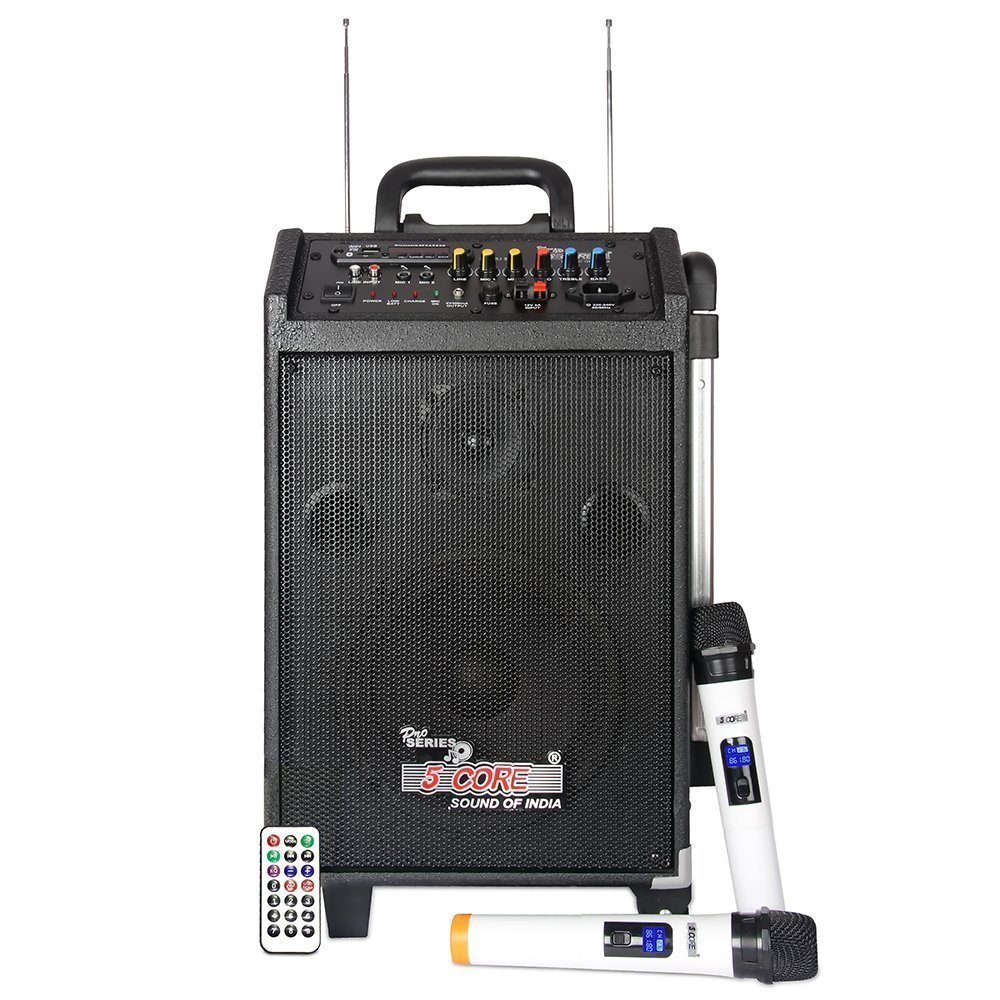 5Core FC-2008 Indoor, Outdoor PA System