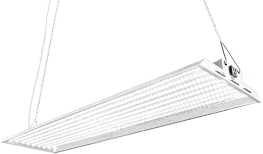 4 Foot 4 Bulb Led Light Fixture